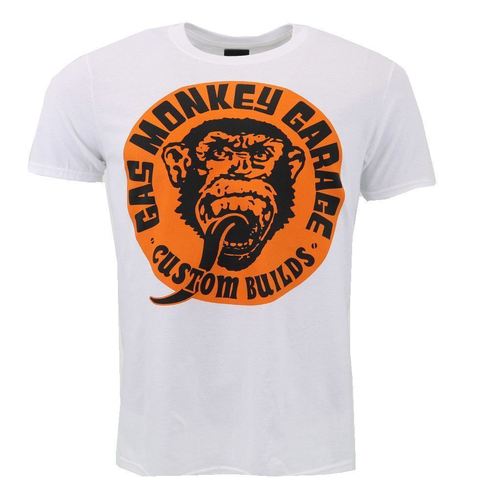 Gas Monkey Garage Custom Builds T-shirt White Official Licensed. This item is perfect for any Gas Monkey fans wanting to own official merchandise from the show. #gasmonkeygarage Gas Monkey Garage Custom Builds T-shirt White Official Licensed. This item is perfect for any Gas Monkey fans wanting to own official merchandise from the show. #gasmonkeygarage Gas Monkey Garage Custom Builds T-shirt White Official Licensed. This item is perfect for any Gas Monkey fans wanting to own official merchandis #gasmonkeygarage