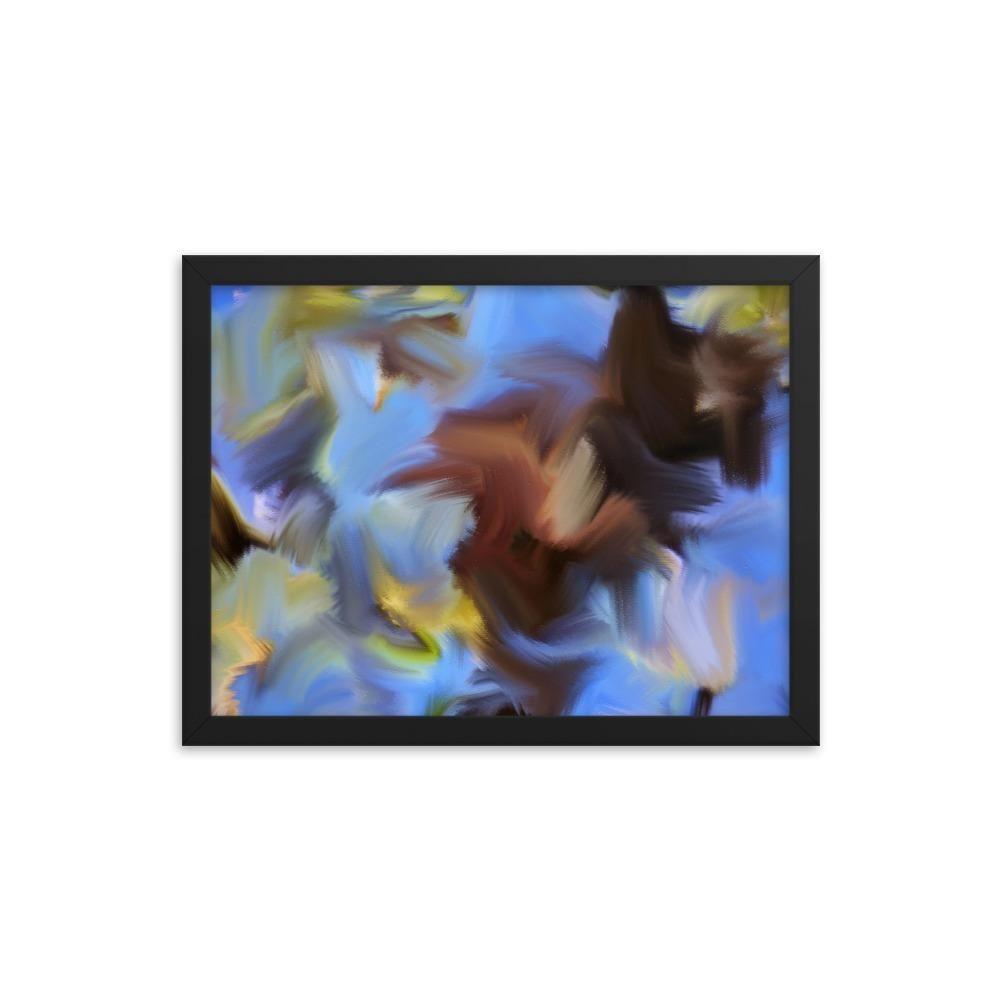Spring Twigs Art PrintEnhanced Matte Print / Frame / 16×12 #twigart
