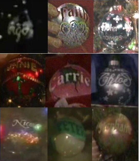 Days of Our Lives Christmas Story & Horton Ornament ...