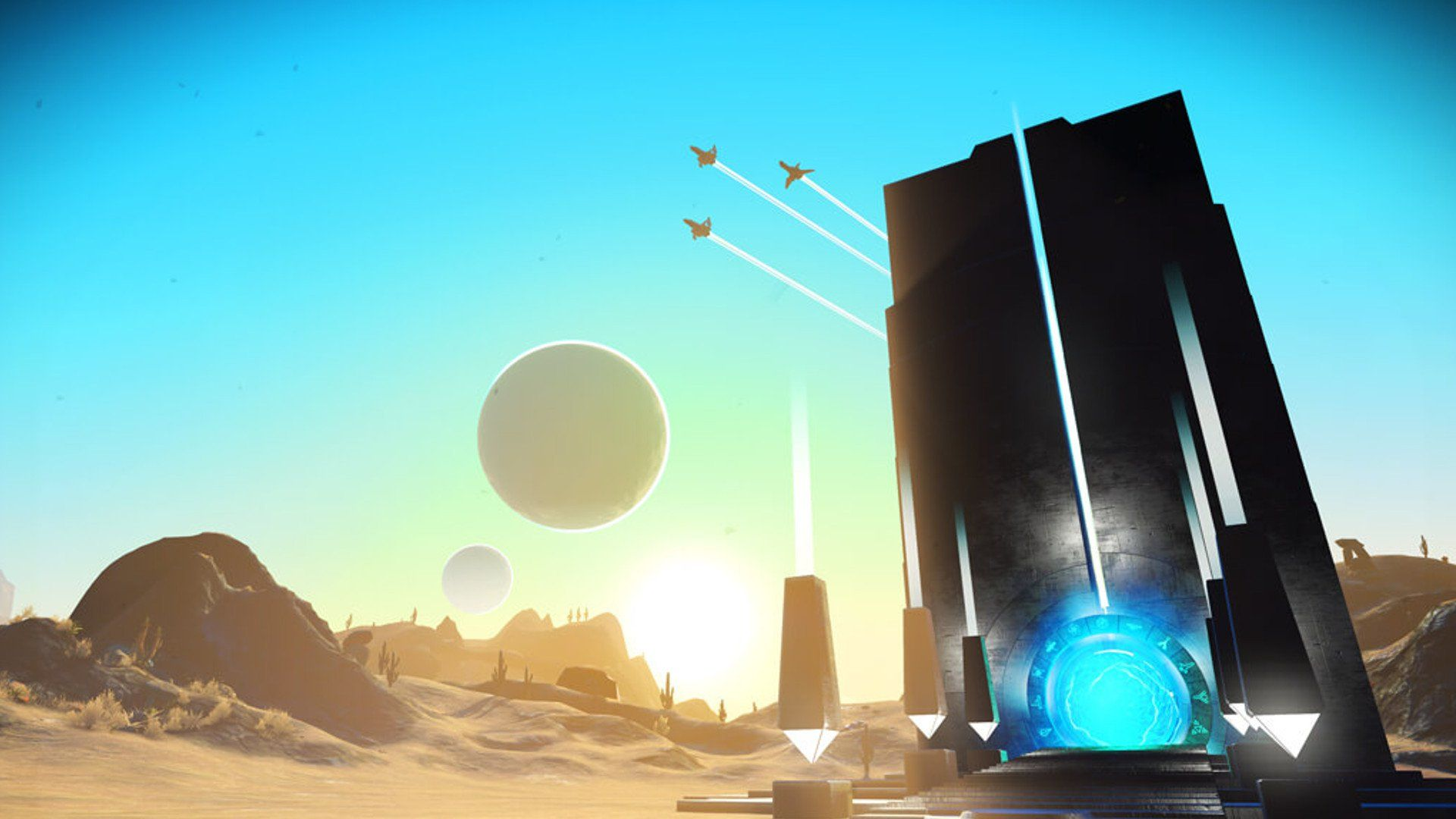 No Man S Sky Launches Onto Xbox One This Summer No Man S Sky