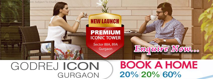 Godrej Icon is a new project launched by Godrej Properties