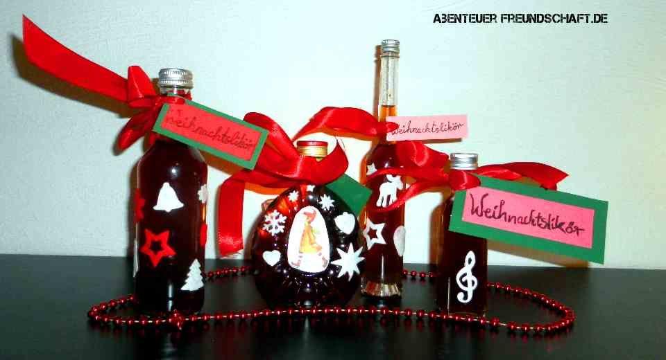 Weihnachtslikör selbstgemacht – Deine köstliche Überraschung zum Fest