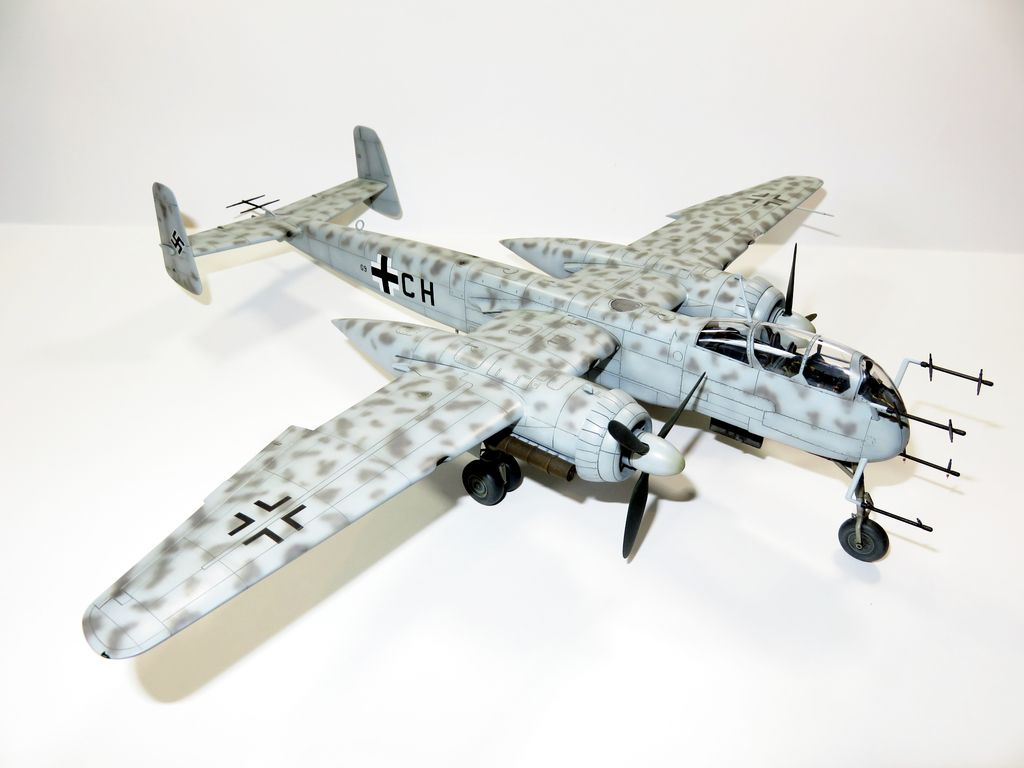 1/48 Tamiya He-219 Uhu - Flory Models Forum for subscribers