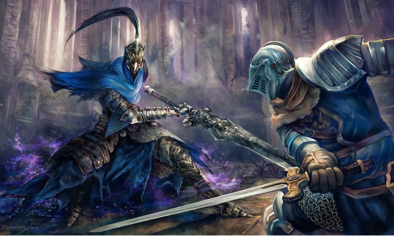 Arterial The Abyss Walker Dark Souls Artorias Dark Souls