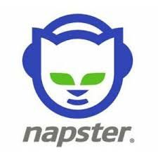 Napster is a name given to two music-focused online services