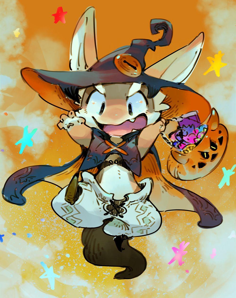 Halloween By Ryota Murayama 画像あり キュートなスケッチ キュートなアート 毛皮アート