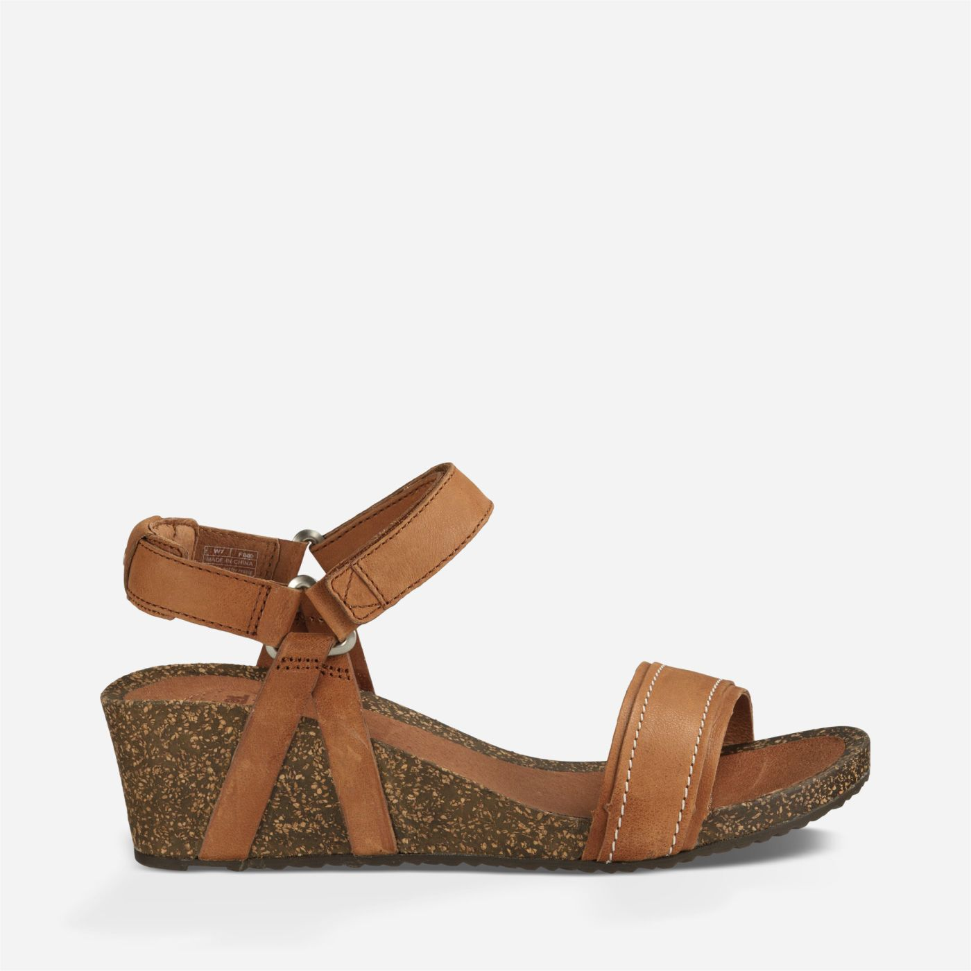 bbb84d9457cf Shop women s footwear on the official Teva® site for the Ysidro Stitch Wedge  Women s Sandals