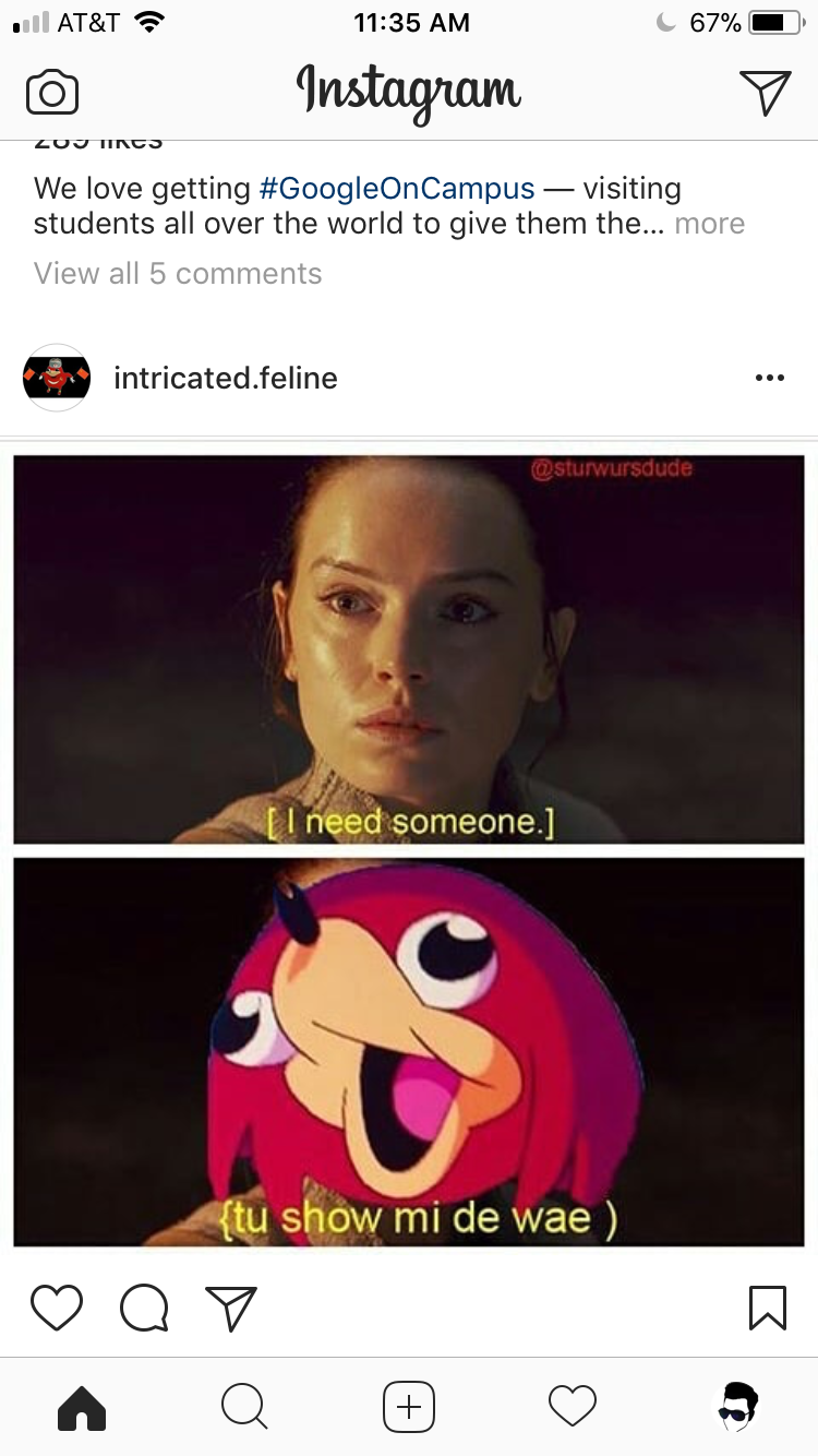 Plz Show Me Da Wae Funny Pictures Star Wars Song Funny Memes
