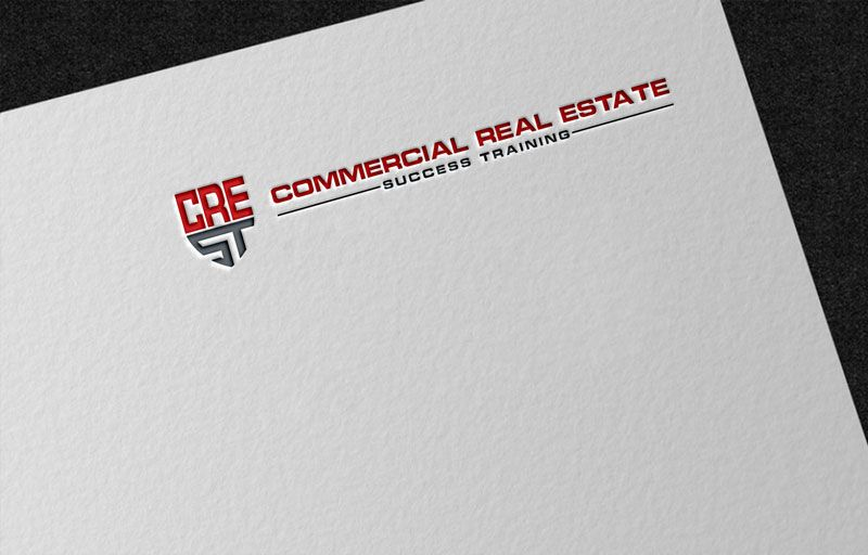 Logo for Commercial Real Estate Success Training Bold, Serious Logo Design by Majestic