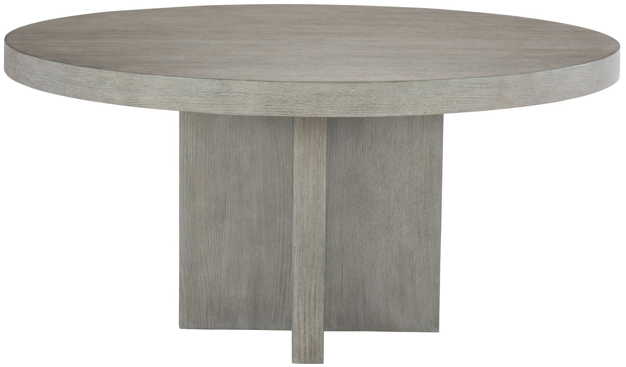 Round Dining Table Top And Base Bernhardt Hospitality With