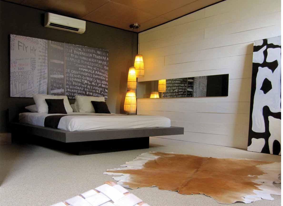 Nice design kamar tidur minimalis sederhana namun elegan for Design minimalis