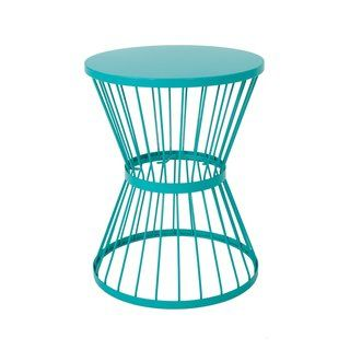 Stupendous Lassen Outdoor 16 Inch Round Side Table By Christopher Caraccident5 Cool Chair Designs And Ideas Caraccident5Info