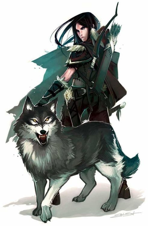 Beastmaster (5e Class) - D&D Wiki   Beast Master!! in 2019   Fantasy