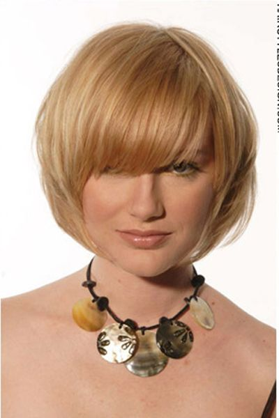 women hair styles short adorable chine length bob with bangs hair and makeup 5160 | 7f51b39b5160ecc97813c9c6aedcba91