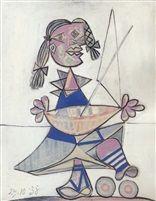 pablo-picasso-fillette-au-bateau-maya.jpg (156×201)