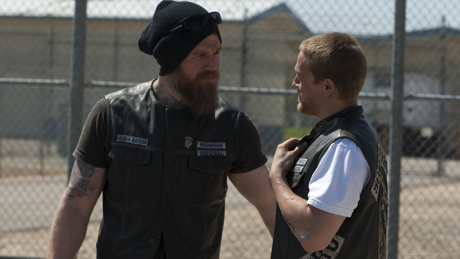 Sons Of Anarchy Wallpaper Iphone 70 Images Ryan Hurst Sons