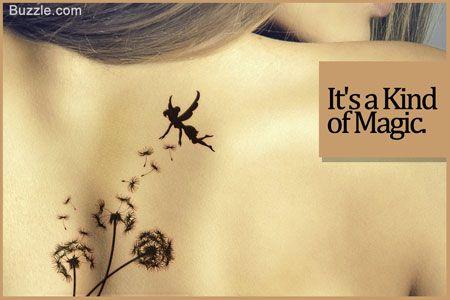 What Does A Dandelion Tattoo Really Symbolize Tatuagens De Dente