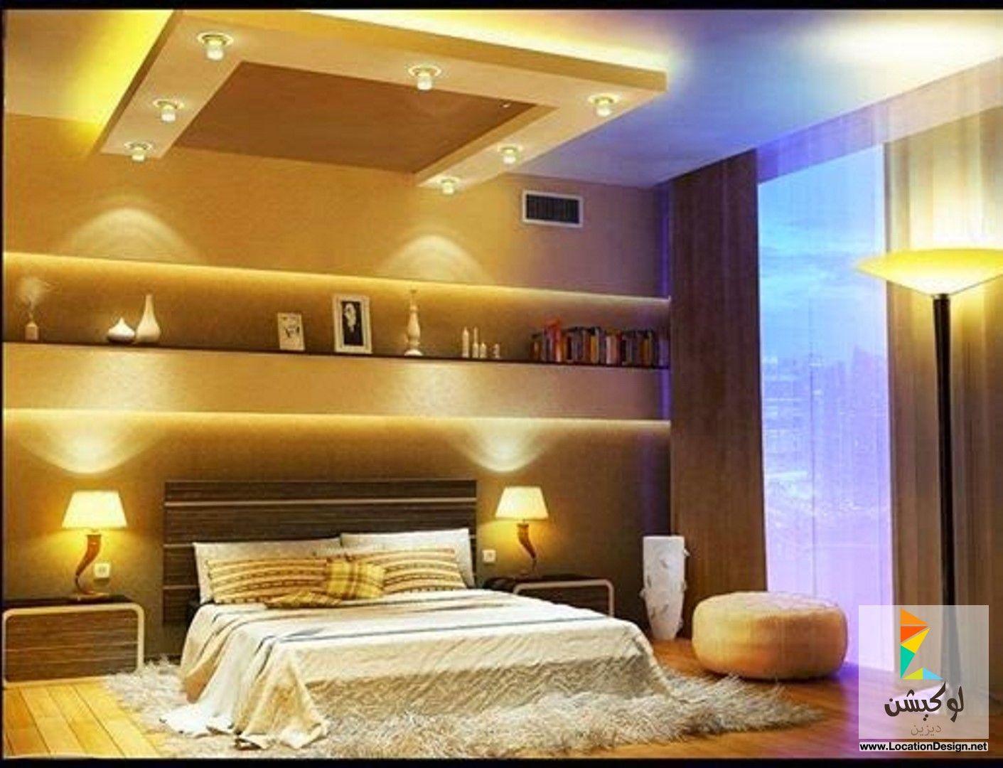 ديكورات جبس غرف نوم مودرن Bedroom Design Cool Beds Exterior Decor