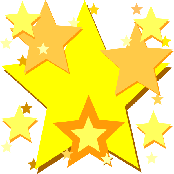 yellow star yellow stars clip art vector clip art online rh pinterest co uk free clipart star of david free clipart star of david