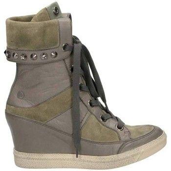 Botines / Low boots Janet Sport J.SPORT BRAD F 516 verde 350x350