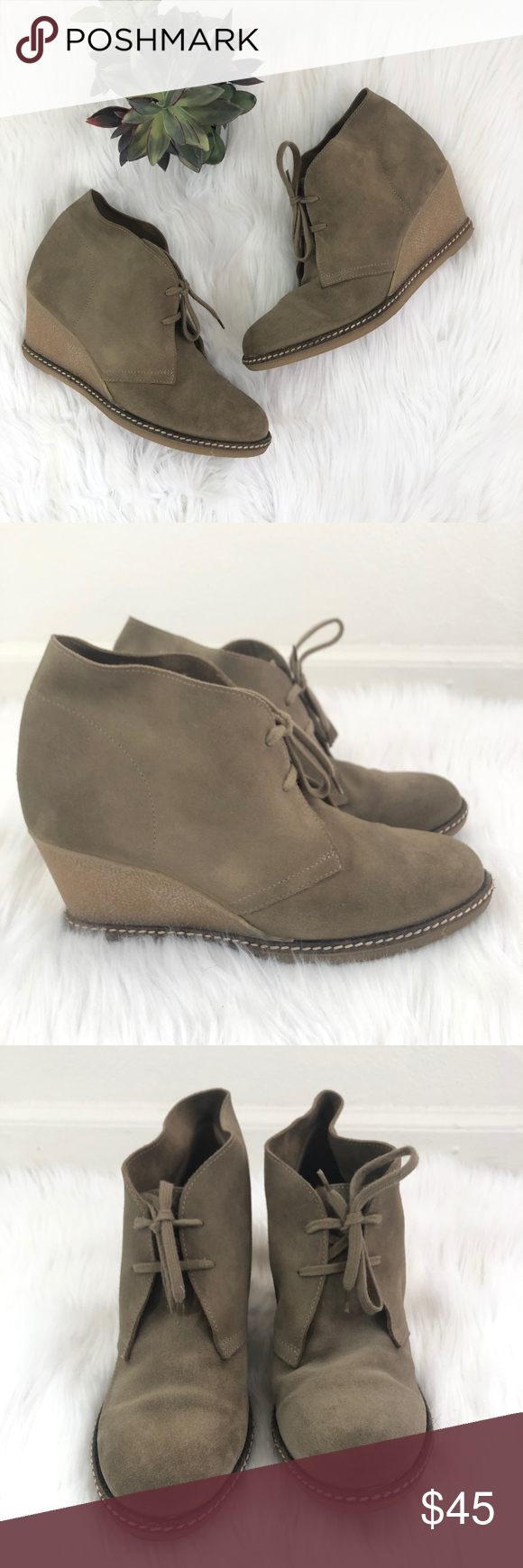 How to macalister wear wedge boots