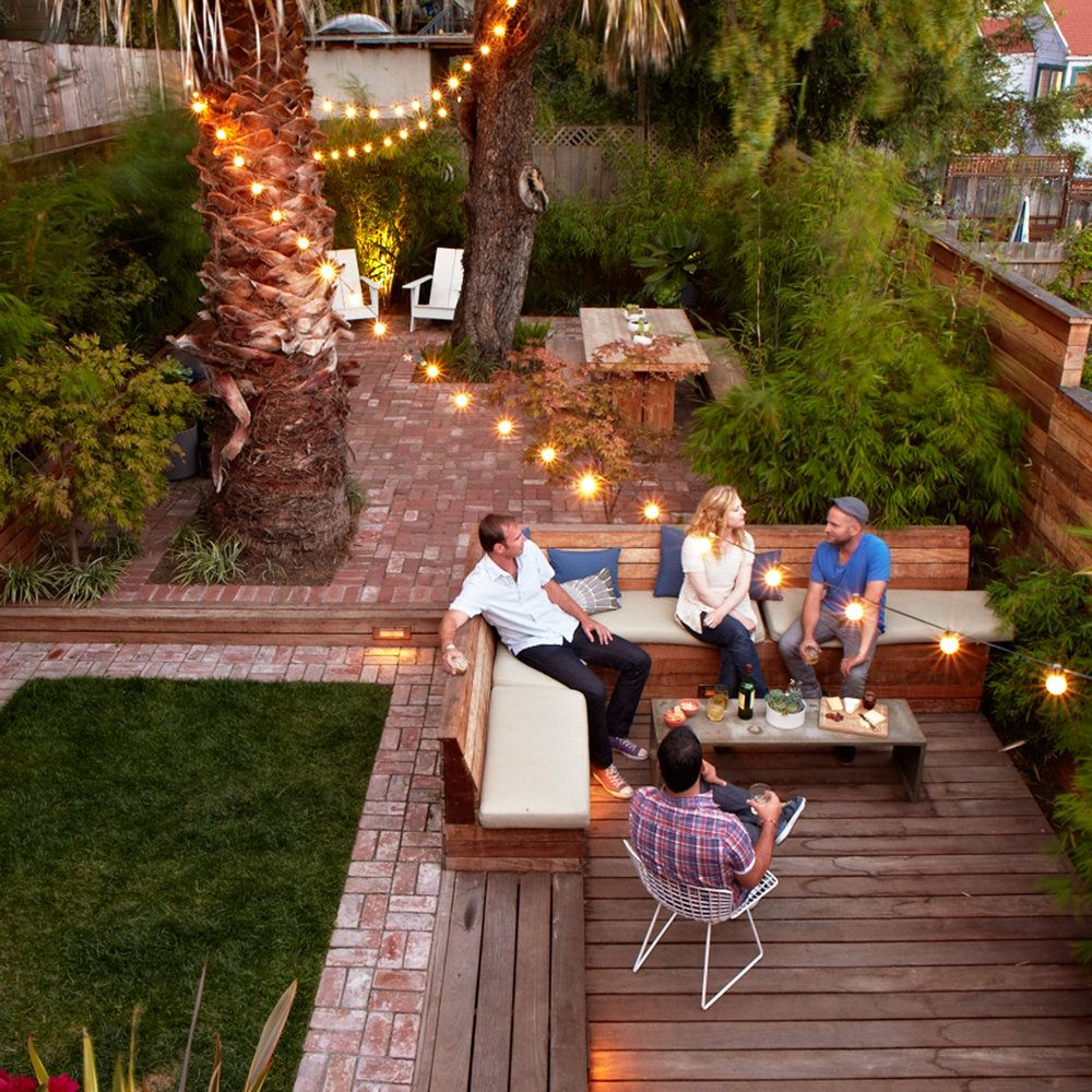 how to design an entertainer u0027s yard outdoor spaces gardens and