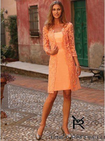 Linea Raffaelli Abendmode Festmode Abendkleider Kleider Mode Kleidung Brautmutter Abendkleid