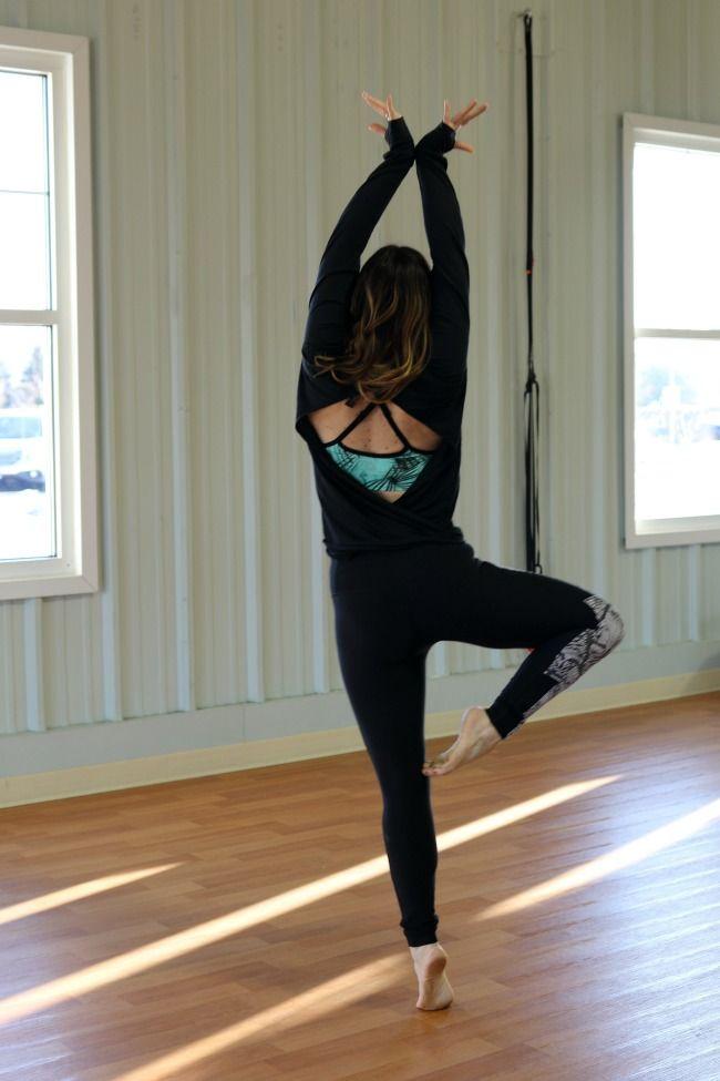 Workout Wednesday: Yoga + Dance