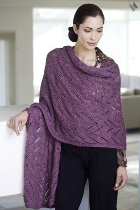Padma Wrap In Tivoli Knit Knit Knit Pinterest Free Pattern
