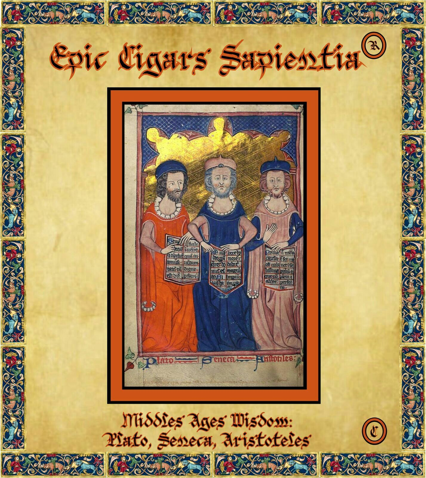 epic cigarsa cigars templar knights chronicle sapientia middle