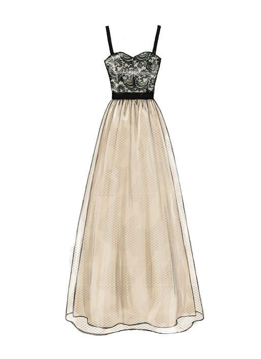 M6893 | McCall\'s Patterns | Dress patterns and tutorials | Pinterest