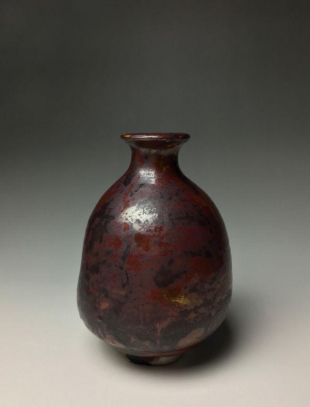 Korean Joseon Period Flask (item #1365599, detailed views