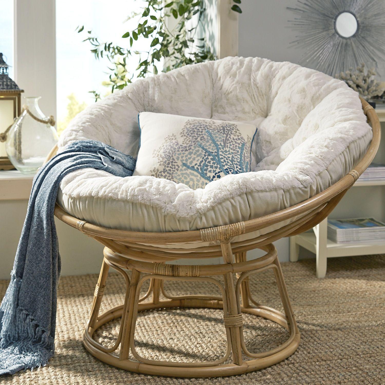 Papasan Natural Chair Frame In 2019 Home Papasan Chair