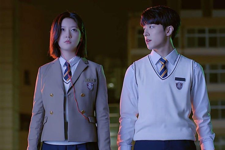 Watch: Nam Da Reum And Kim Sae Ron Are Teenagers Facing A Supernatural Threat In New Drama Teaser