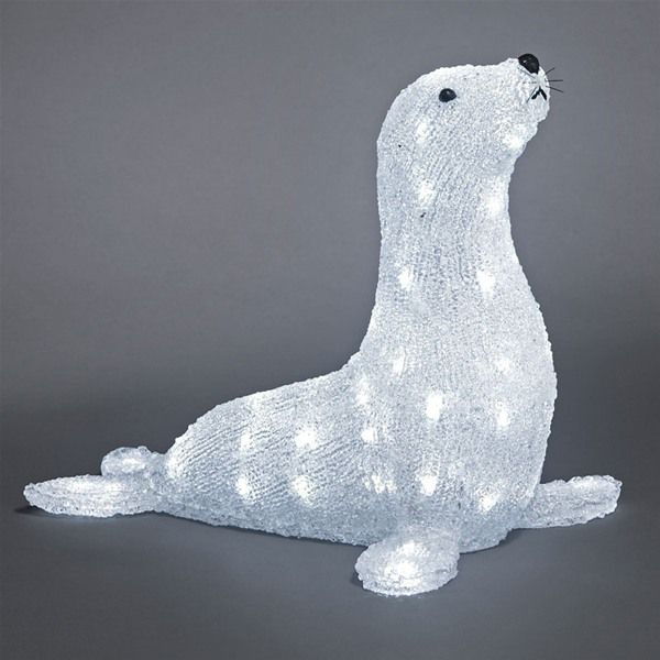 Konstsmide 6151 203 led seal outdoor christmas figure outdoor konstsmide 6151 203 led seal outdoor christmas figure mozeypictures Image collections