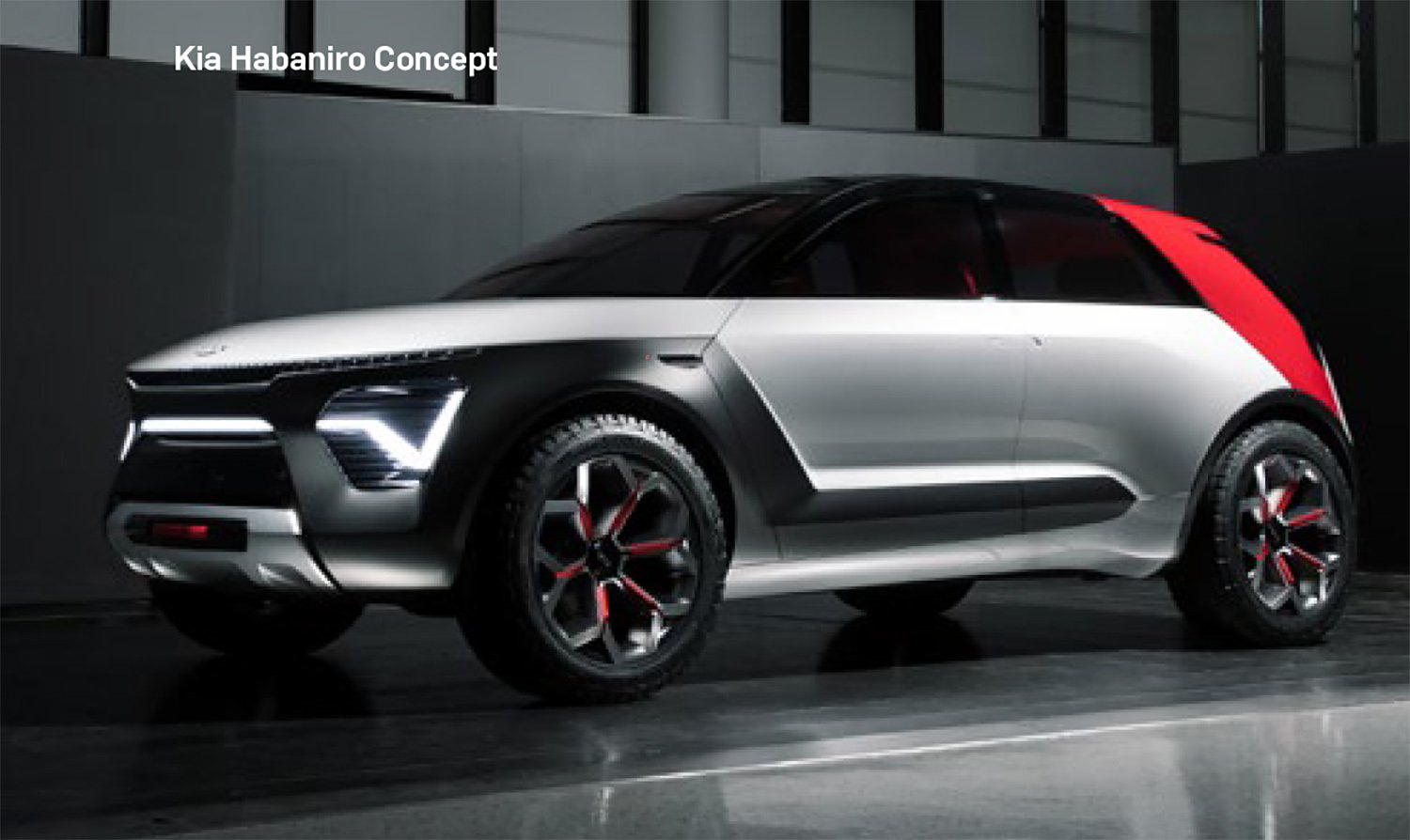 New Kia Habaniro Concept Looks Like One Spicy Crossover Carmojo Kia S New Habaniro Crossover Study Could Hint At A Growing Niro Fami Kia Concept Cars Car