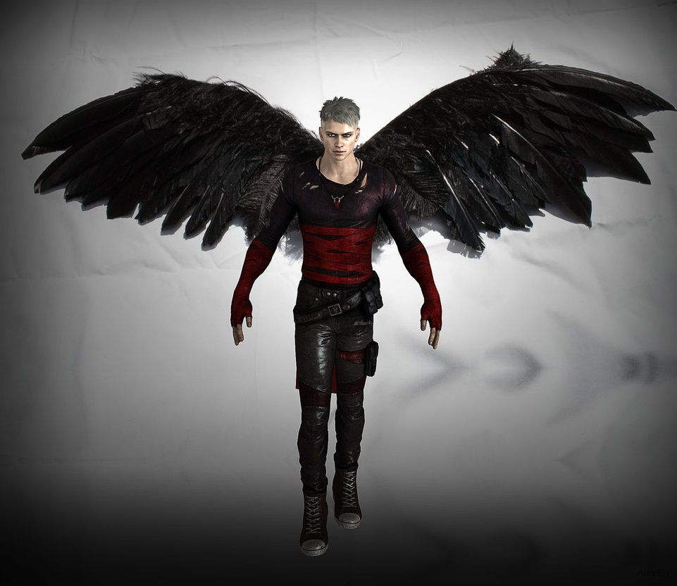 Neo Dante With Wings