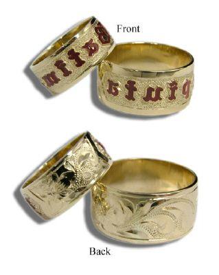 Royal Wedding Rings Betrothal Pinterest Band Styles And Hawaiian