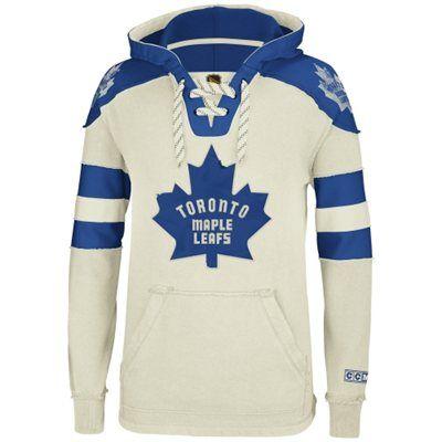 255e72e7d Reebok Toronto Maple Leafs CCM Pullover Hoodie - N