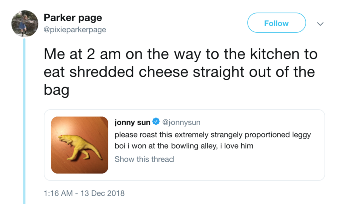 Jonny Sun S Toy Dinosaur Memes Funny Me Tumblr Funny