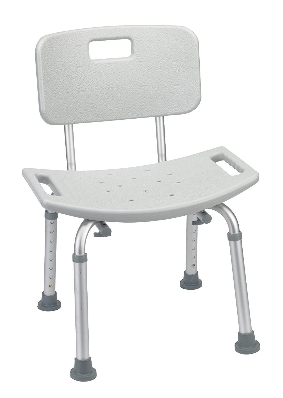 Bathroom Medical Chair di 4