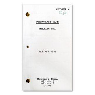 Screenwriting Is Fun Cool Screenwriter Business Cards Screenwriting Business Card Texture Business Cards