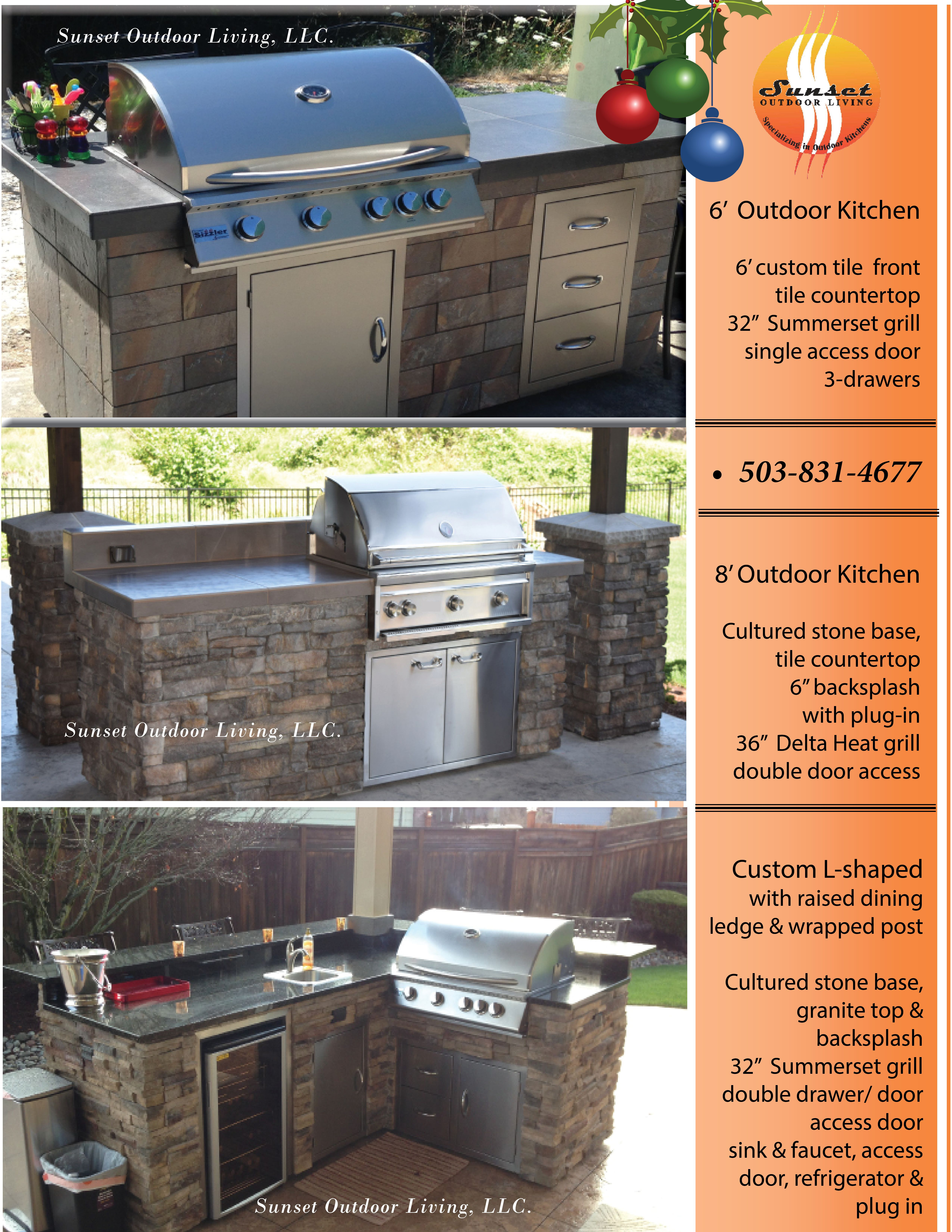 Christmas List With Images Luxury Outdoor Kitchen Outdoor Living Design Outdoor Kitchen