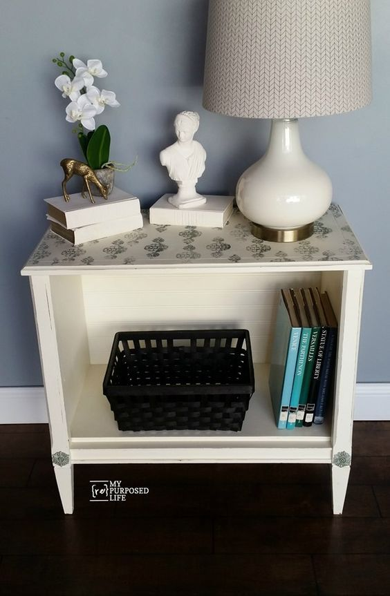 Update Furniture, Walls And Fabric Using A Large Cling Decor Stamp. These  New Products