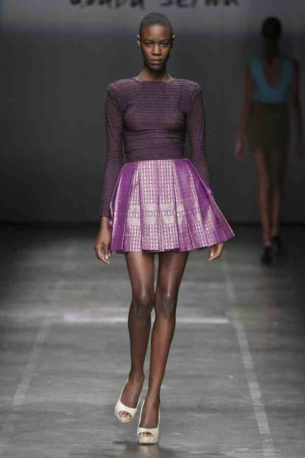 Ghana Rising: Duaba Serwa, Christie Brown and KIKI Clothing show ...