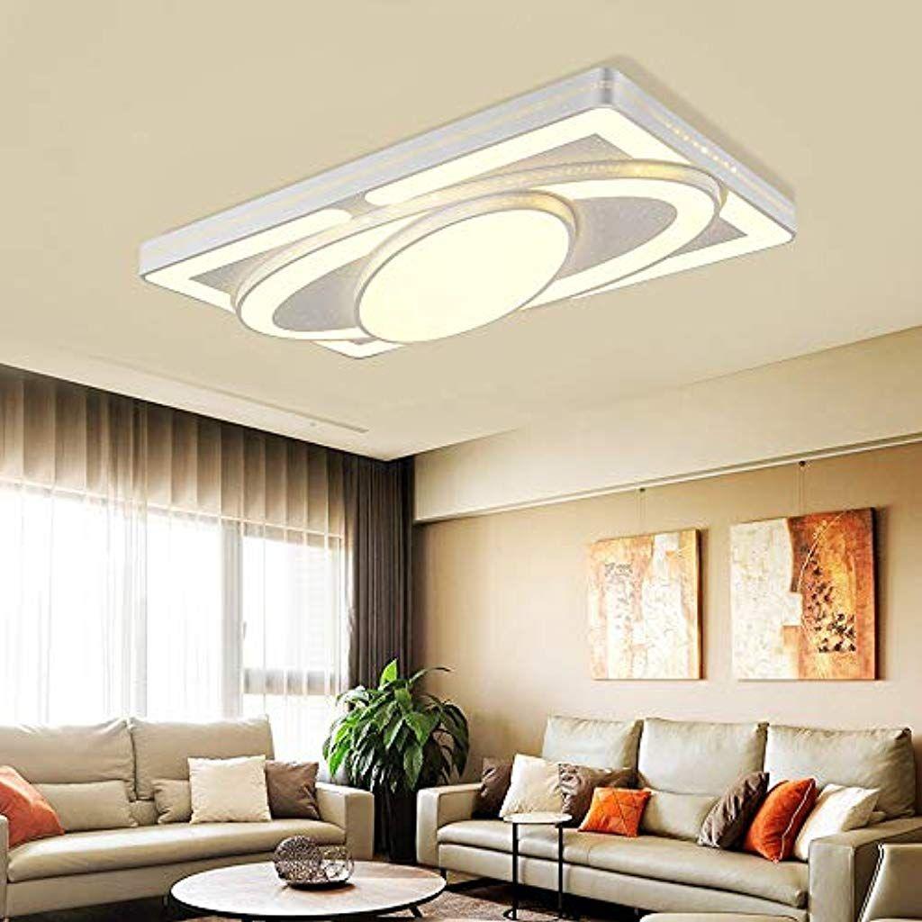 Deckenlampe Led Deckenleuchte 90w Wohnzimmer Lampe Modern Deckenleuchten Kueche Badezimmer Flur Schlafzi Led Deckenlampen Deckenleuchten Moderne Deckenleuchten