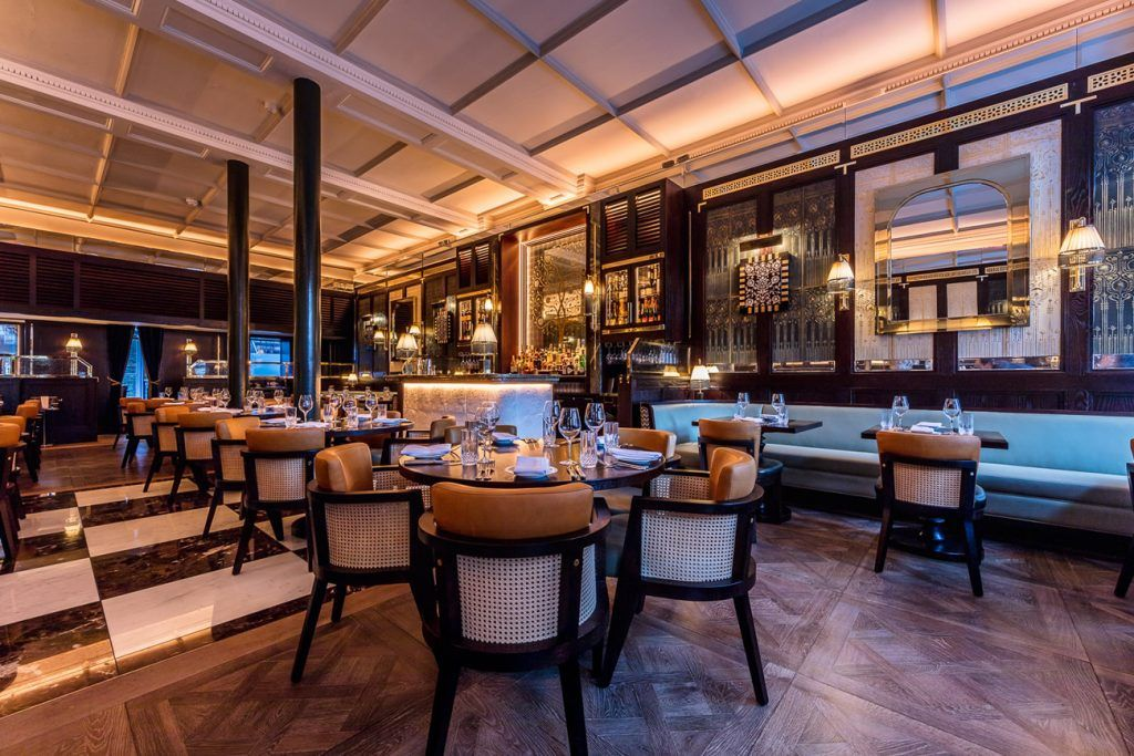 Top 20 Restaurants In Mayfair Salon Prive Magazine Fine Dining Restaurant Restaurant London
