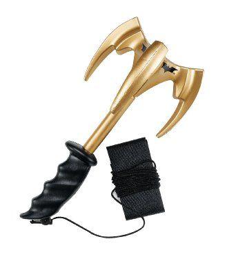 how to make a grappling hook like batman