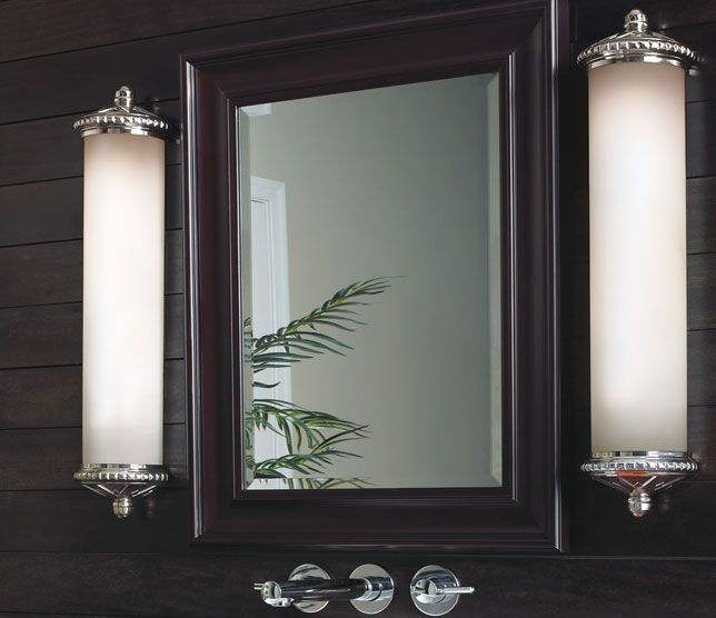 Bathroom Lights Art Deco: Vintage Bathroom Lighting