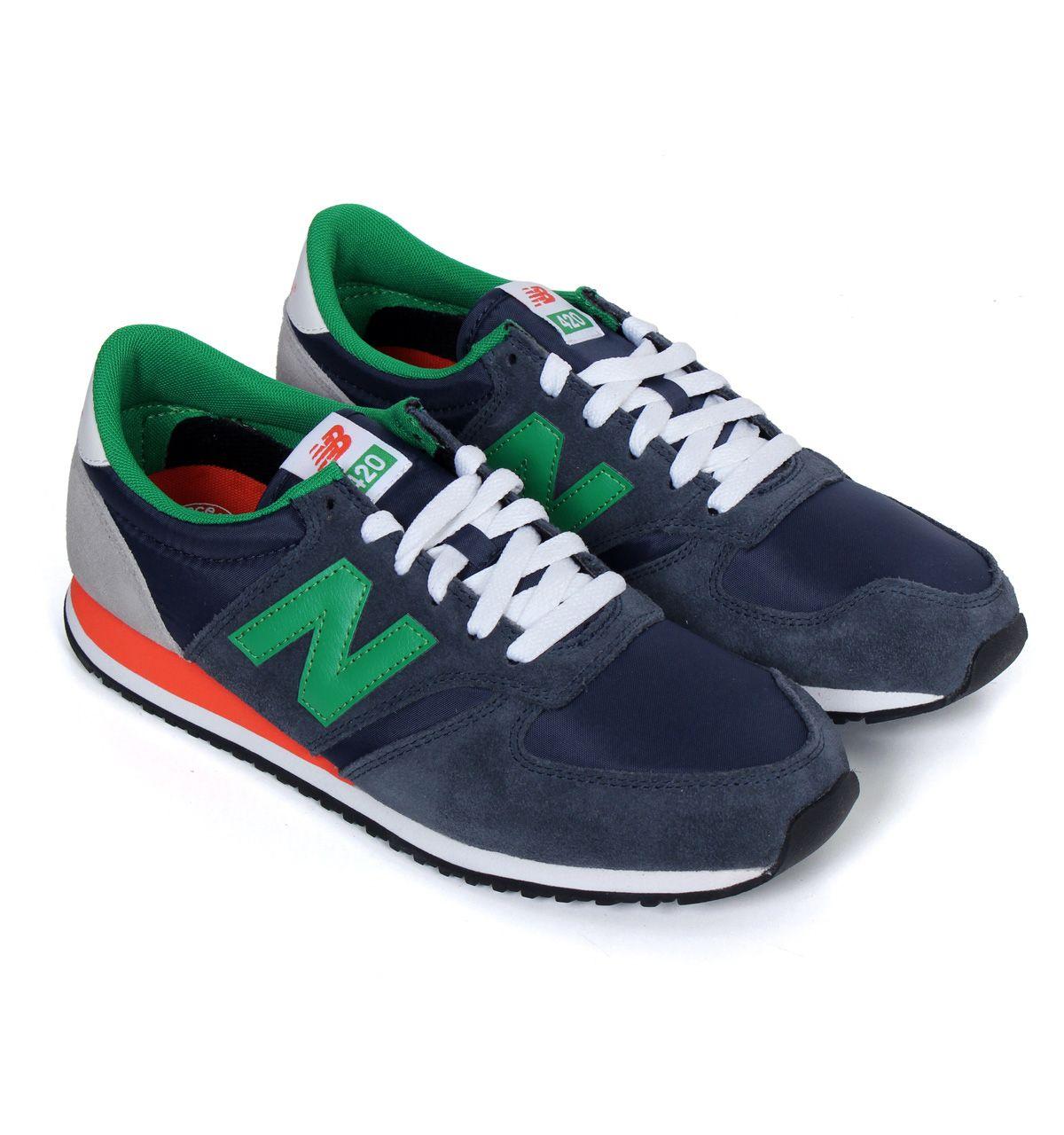 new balance 420 running sneaker green